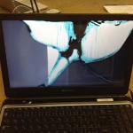 Gatewayの画面割れ、液晶交換は格安に修理が可能です!