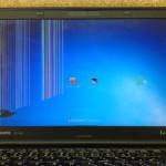 CF-SX1の画面割れによる液晶交換が格安!