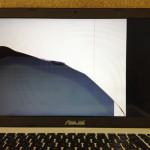 ASUS X551Mのノートパソコン液晶修理が格安で最短1日!