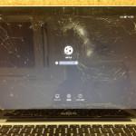 MacbookProのガラス割れは格安に修理ができます!