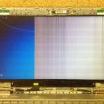 ノートパソコンの液晶割れを持ち込み部品にて対応しました!