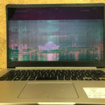 ASUS VivoBook S  S510Uの液晶割れ パネル交換 買取も可能