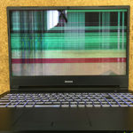 NEXTGEAR-NOTE i5565BA1の画面割れ修理