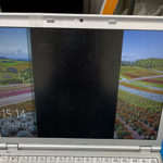 Let`s note CF-SZ5YDKPR 画面に線 パソコン修理