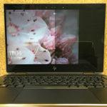 HP Spectre x360 13-ap0040TUの液晶故障 修理、買取