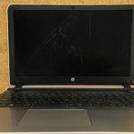 HP Pavilion 15-ab256TUの液晶割れ 修理・買取