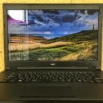 NEC PC-VKT16XZG4の液晶割れ 修理・買取