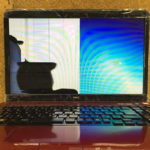 NEC LaVie S LS150/F26Rの液晶割れ 修理・買取