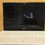 NEC NS350/HAW-E3の液晶割れ 修理・買取