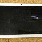 HUAWEI MediaPad T5の液晶割れ 修理・買取