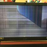 Acer Nitro 5 AN515-54-F76QG6 液晶割れ FULL HD 144hzのパネル交換