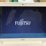 富士通 AH50/C2 FMVA50C2WPの画面故障 パソコン修理・買取