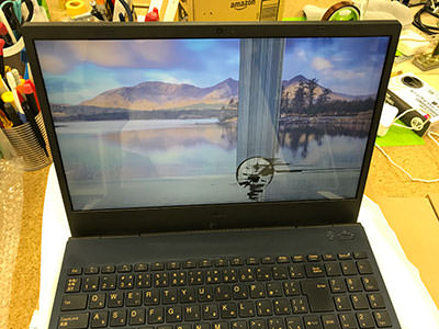 PC-N1565AAL 修理