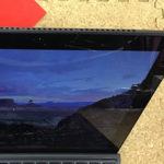Lenovo ideapad MIIX 720 液晶修理 タッチパネル割れ