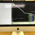 iMac 21.5 液晶修理