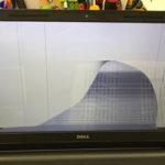 パソコンの画面が映らない場合の修理費用、故障原因について