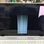 富士通 AH77/B3のパソコン修理 液晶割れ