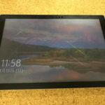 Surface Pro 3 タッチパネル割れの修理