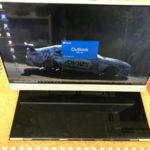 HP pavilion 24-a270jp 画面割れの液晶修理