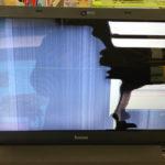 IIYAMA W550SUのパソコン修理 液晶割れ