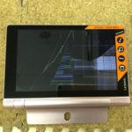 Lenovo Yoga Tab 3 8の修理 画面割れ