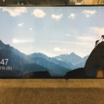 富士通 ESPRIMO FH70/B3 修理 画面割れ、液晶に線