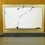 Lenovo ideapad 310-15IKBのパソコン修理 画面割れ