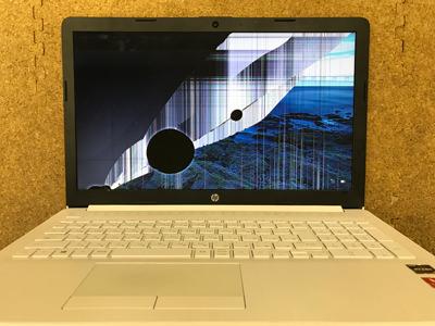 HP 15-db0000 画面割れ