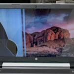 HP Pavilion 15-ab024TU 画面割れ、パソコン当日修理