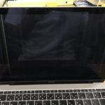 MacBook 12 モニター故障の液晶修理