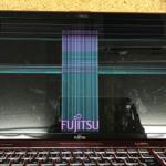 富士通 FMVA53C2RZ AH53/C2の液晶割れパソコン修理