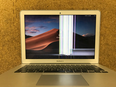神戸 MacBook Air 修理
