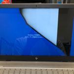 HP ENVY 13-ad129TUの画面割れ パソコン修理