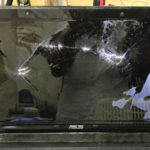 ASUS A52N 画面割れのパソコン修理