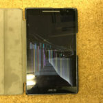 Z380M‐BK16 画面割れ タブレット修理