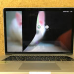 東京都のMac修理 MacBook Pro 15 画面割れ