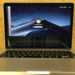 Macのパソコン修理 千葉県船橋市から持ち込み