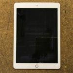 iPad 9.7 MRM02J/Aの液晶修理 画面割れ