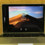 松戸市からMacBook Proの持ち込み修理