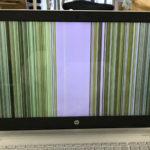 パソコンの画面が壊れた
