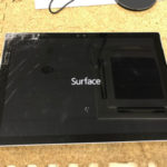 surface pro 4 画面割れ