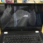Lenovo YOGA 3 14の画面割れ パソコン液晶修理