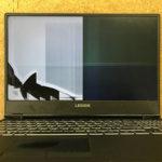 Lenovo Legion Y530の画面割れ パソコン修理