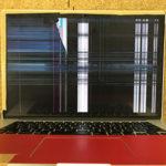 MacBook Pro 2015 画面割れ