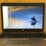HP Elitebook 840 G3の液晶画面割れ パソコン修理