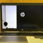 HP ProBook 470 G4の液晶画面割れ パソコン修理