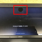 EPSON NJ5500Eの液晶画面交換、割れ パソコン修理