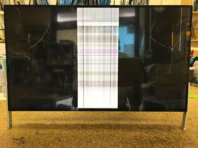 FMVF70C2BZ 画面割れ