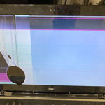 NEC LS350/SSBのパソコン液晶修理 画面割れ