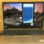 Lenovo ideapad 320s 13IKB 液晶画面割れの修理